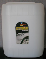 SYSTEM 51 Black Pearl Tire Dressing 5 Gallon