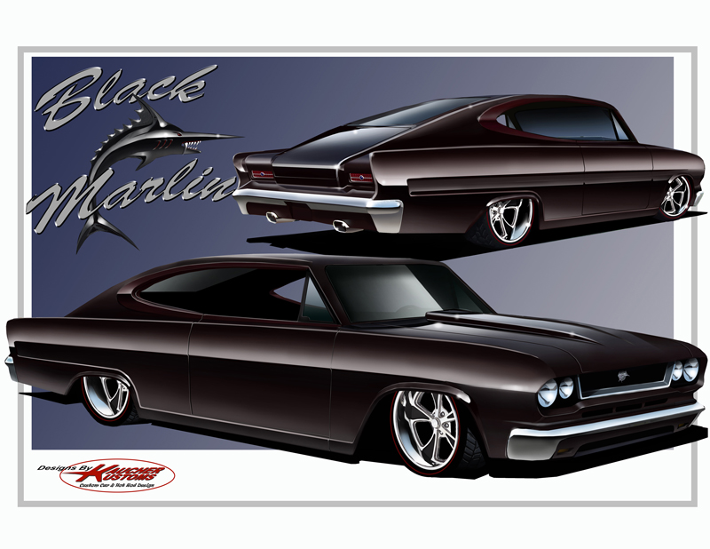 Kaucher Kustoms Award Winning Custom Car Design And Hot Rod Design