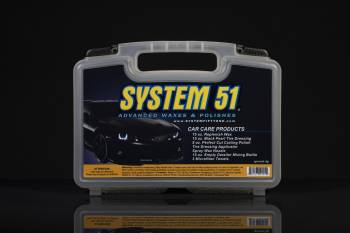 System 51 Car Care Kit